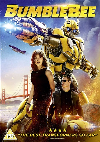 Bumblebee (PG) 2018 - CeX (IE): - Buy, Sell, Donate