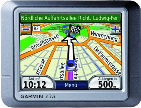 Garmin Nuvi 250W Europe Maps, A - CeX (IE): - Buy, Sell, Donate