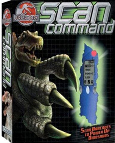 Jurassic Park 3 Scan Command - CeX (IE): - Buy, Sell, Donate