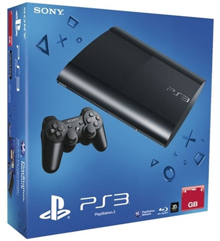 Playstation3 12gb Super Slim Boxed Cex Ie Buy Sell Donate