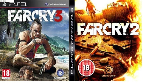 Far Cry 2 Far Cry 3 No Dlc Cex Ie Buy Sell Donate