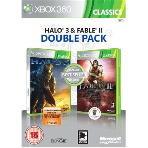 Fable 2 GOTY/Halo 3 - CeX (IE): - Buy, Sell, Donate