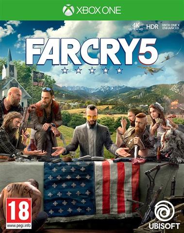 far cry 5 father edition cex
