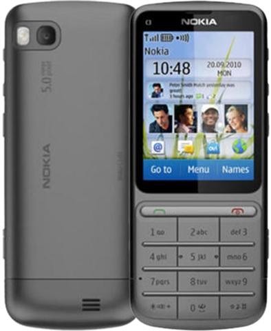 06e3c0a33ef4a Nokia C3-01 Touch & Type, Eir B - CeX (IE): - Buy, Sell, Donate