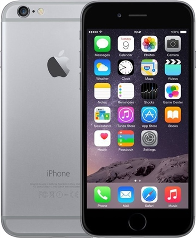 1739784fcd1d92 Apple iPhone 6 16GB Grey, Unlocked A - CeX (IE): - Buy, Sell, Donate