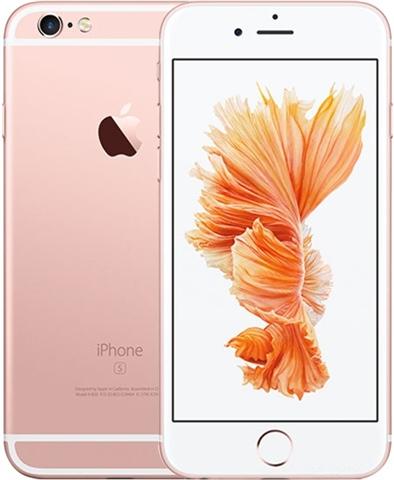 Apple Iphone 6s 32gb Rose Gold Unlocked B Cex Ie Buy